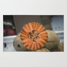A Melon! Rug