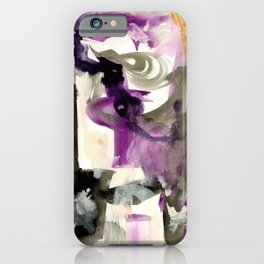 Watercolor and Gouache6 iPhone Case