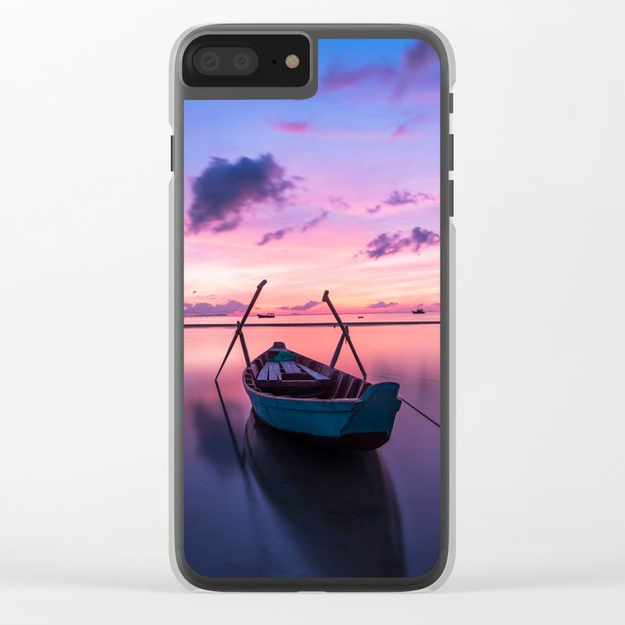 Phu Quoc Island, Vietnam Clear iPhone Case