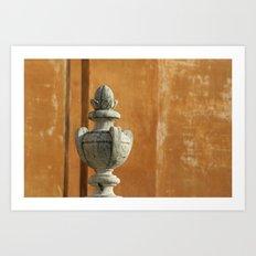 Vatican Architectural Detail Art Print