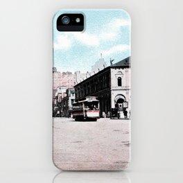 ca 1900 Herald Square New York City iPhone Case