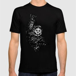 Floating Viking T-shirt