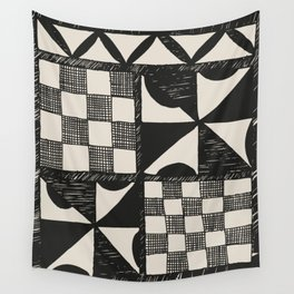 Tapa Cloth | Pacifica Patterns | Tribal Art Wall Tapestry