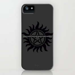 Family Business iPhone Case