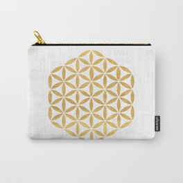 FLOWER OF LIFE sacred geometry Carry-All Pouch
