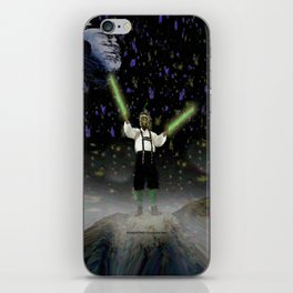 YODA-ling with FORCE - 027 iPhone Skin