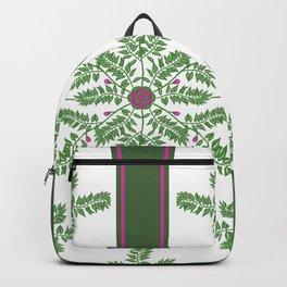 Wild Flower 02 Backpack