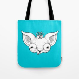 Royal Chi Tote Bag