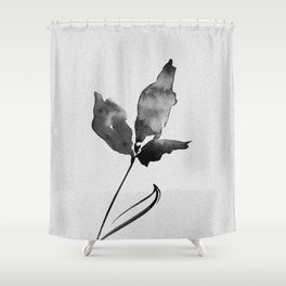 Floral Abstract No.2j by Kathy Morton Stanion Shower Curtain