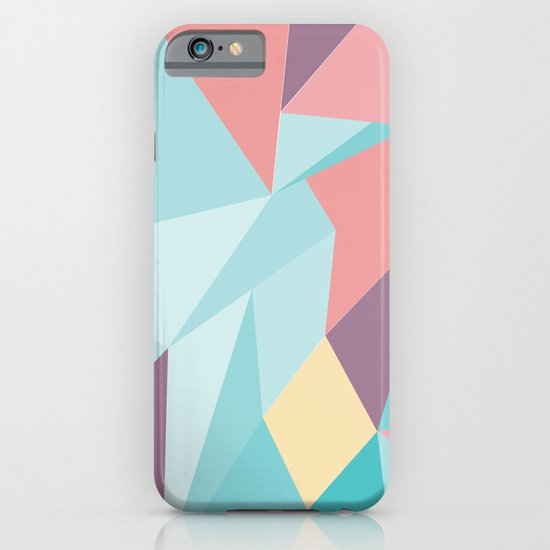 Facet vector II iPhone & iPod Case