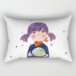 Little Earth Rectangular Pillow