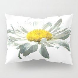 Daisy flower Pillow Sham