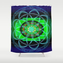 New Force Shower Curtain