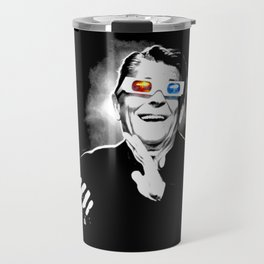 Reaganesque Travel Mug