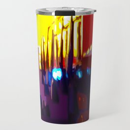 At The Bowling Alley Travel Mug