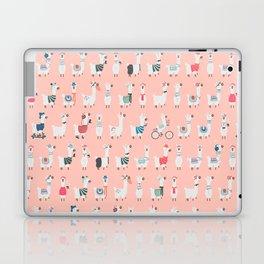 Cool llamas Laptop & iPad Skin