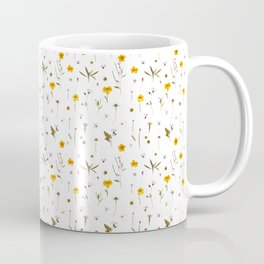 Wild flower meadow Coffee Mug