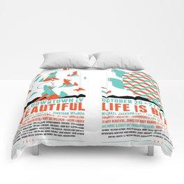 LIB 2013 Commemorative Comforters