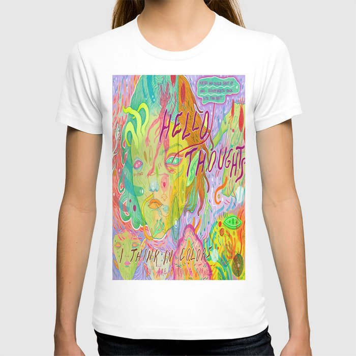 hello thoughts T-shirt