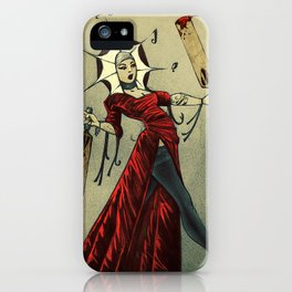 PATCHY iPhone Case
