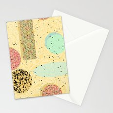 Memphis mess Stationery Cards