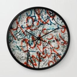 berlin wall Wall Clock