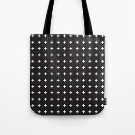 SWISS CROSSES Tote Bag