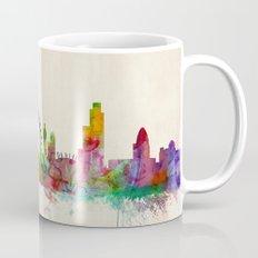 London Skyline Watercolor Mug
