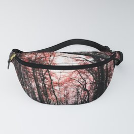 Pathway to Bliss Living Coral Fanny Pack