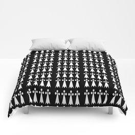 Hermine -Ermine-armino 4 Comforters