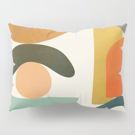 Modern Abstract Art 72 Pillow Sham