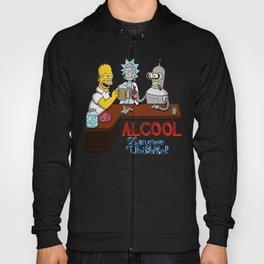 Alcool Langage Universel c Hoody
