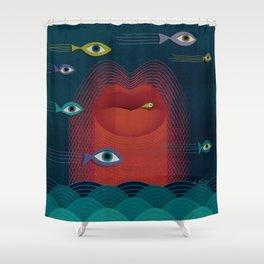 See World Shower Curtain
