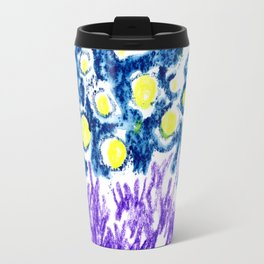 illuminated sky Travel Mug