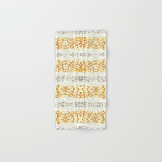 BOHOCHIC MANDARINA DYE Hand & Bath Towel