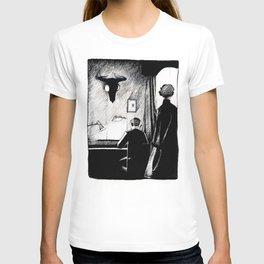 A 221B Scene T-shirt
