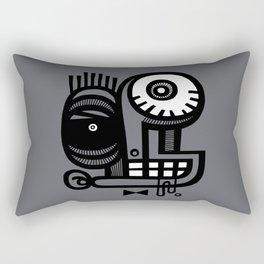 Of Course You Can Trust Me Rectangular Pillow