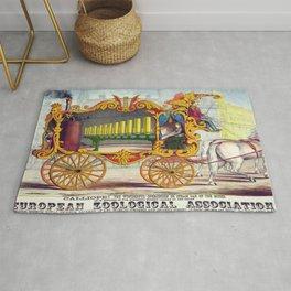 Vintage poster - Calliope Rug
