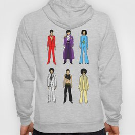 Purple Power Outfits Hoody