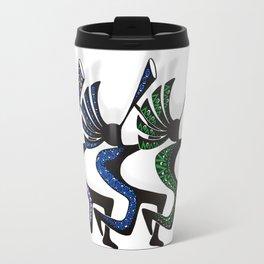 JAZZY KOKOPELLI Travel Mug