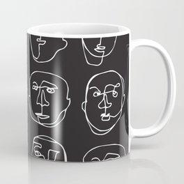 Facial Expression (Inverted) Coffee Mug