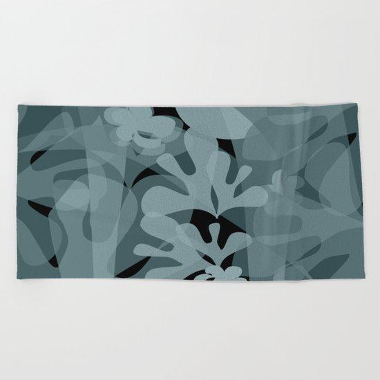 Rain Forest Beach Towel