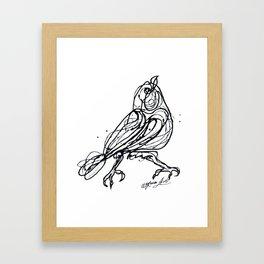 Chin Up Little Buttercup #Abstract #Pollock #society6 #decor #buyart by Lena Owens @OLena Art Framed Art Print