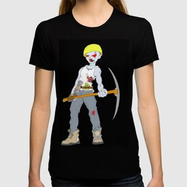 Zombie Collection Builder Zombie. T-shirt
