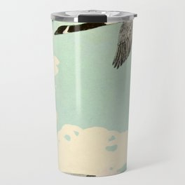 Illustration from The log of the sun a chronicle of nature's year - William Beebe - 1906 Travel Mug