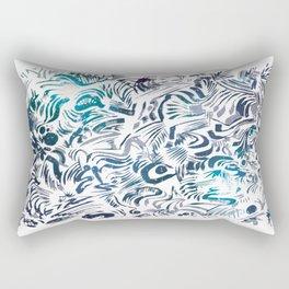 Brunkos first art Rectangular Pillow