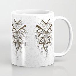 Mehndi Border Coffee Mug