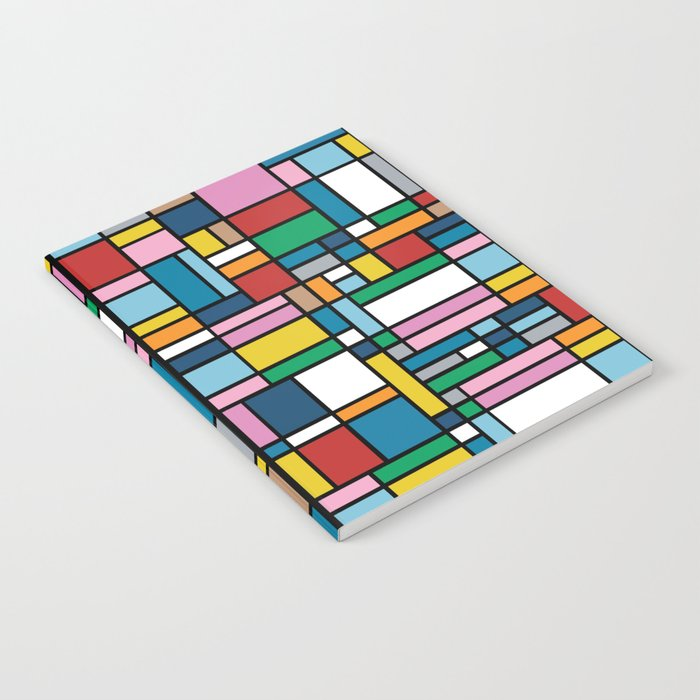 Map Outline Notebook