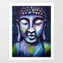 L'Éveil Art Print