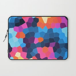 Geometric Brights Laptop Sleeve